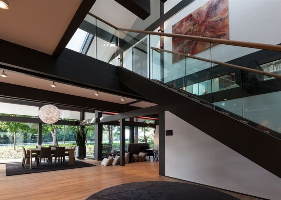 HUF HAUS has regularly produced design and engineering pioneering technology ahead of building regulations.