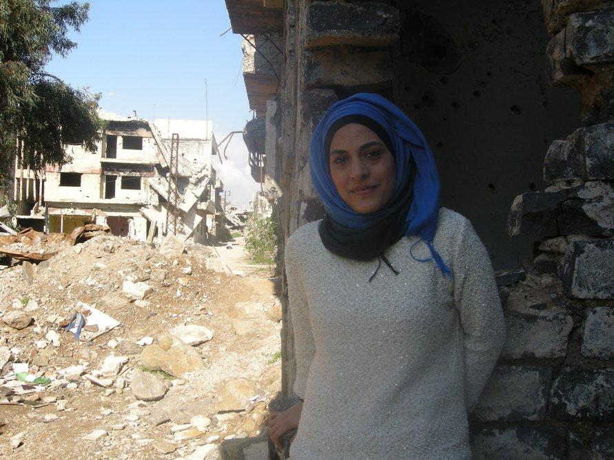 Marwa al-Sabouni.