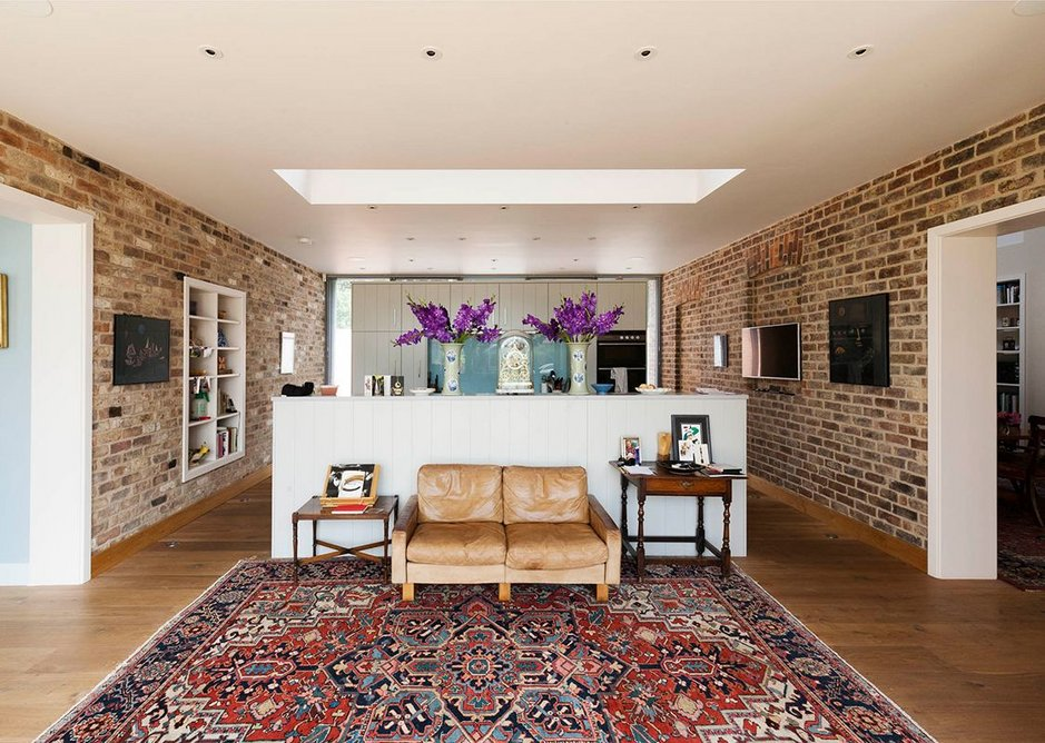 Cunelands House Malton by Tom Brooksbank Architect.