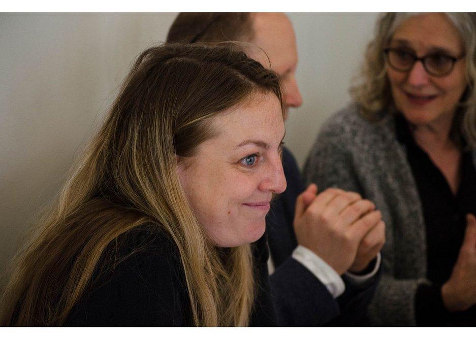 Tatiana von Preussen of vPPR Architects, a judge of the award.