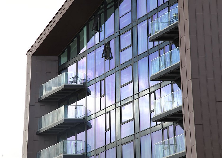 Pure windows are fully compatible with Senior doors and curtain walling and are available pre-finished in range of colours and finishes.