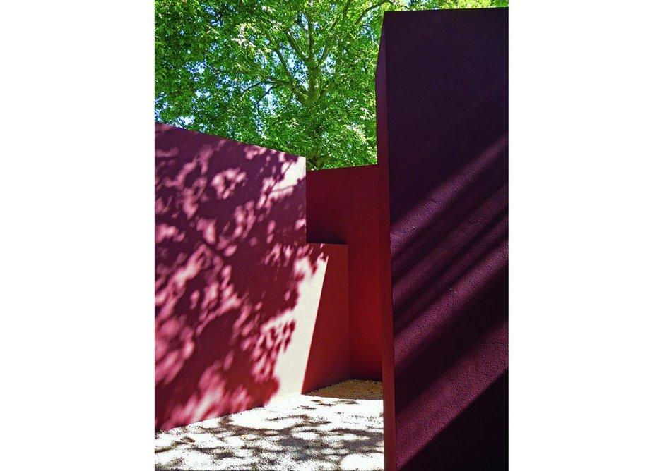 Alvaro Siza's poetic outdoor pavilion.