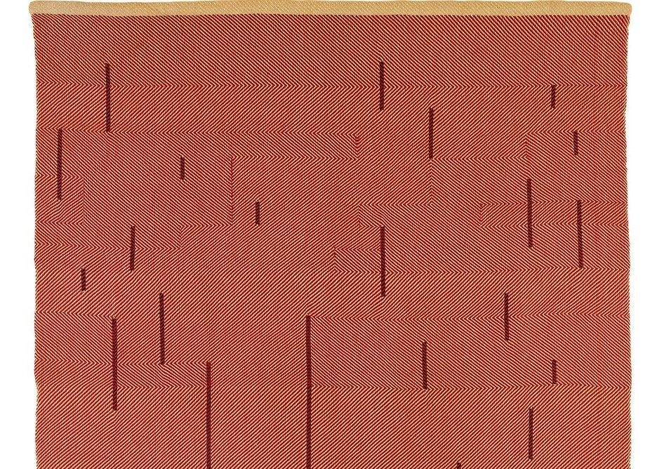 With Verticals 1946, Anni Albers.