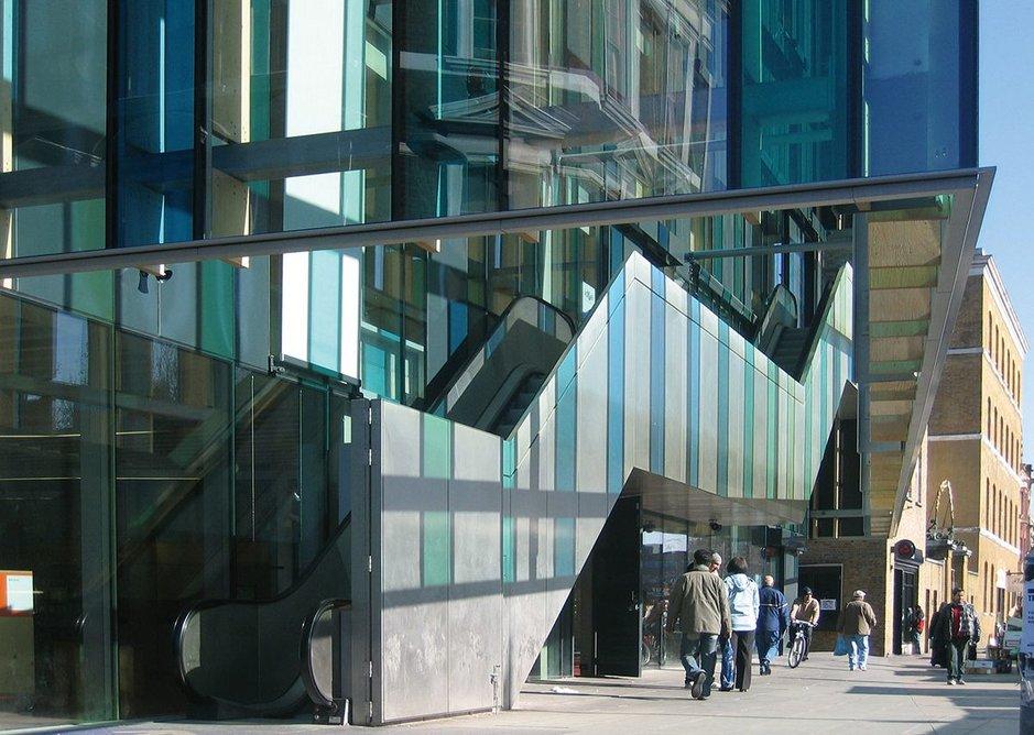 The 2006 Ideas Store in Whitechapel London.