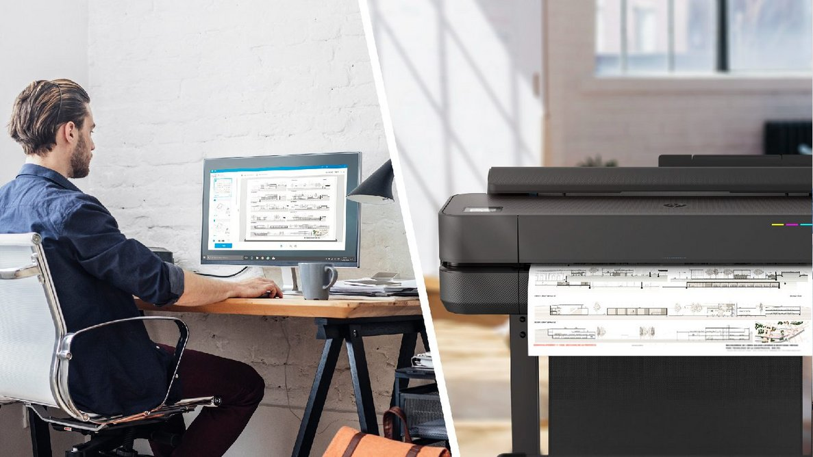 HP DesignJet Series: Print remains one of the best ways to reduce the carbon footprint of a business.