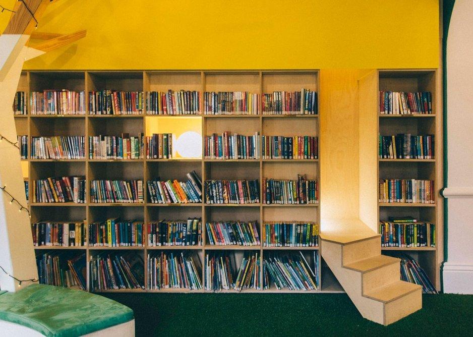 Guille-Allès Children's Library, St. Peter Port