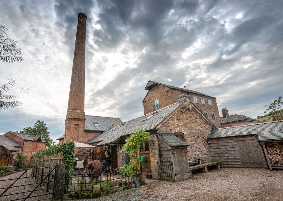 Penylan Barn, Coed-y-Go, Oswestry.