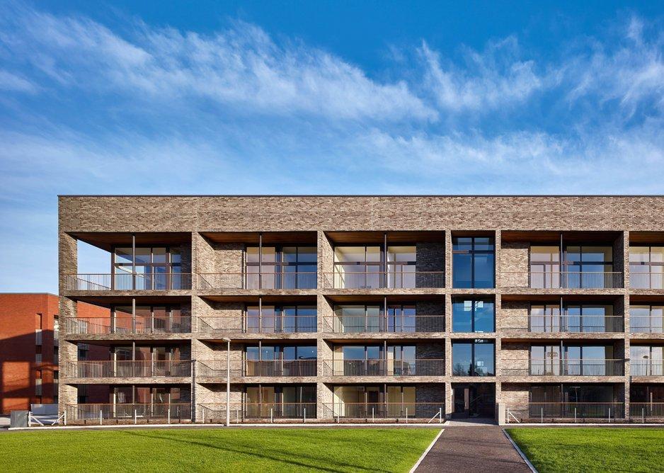 BEST URBAN REGENERATION PROJECT: Laurieston Phase 1, Glasgow, New Gorbals Housing Association by Elder & Cannon