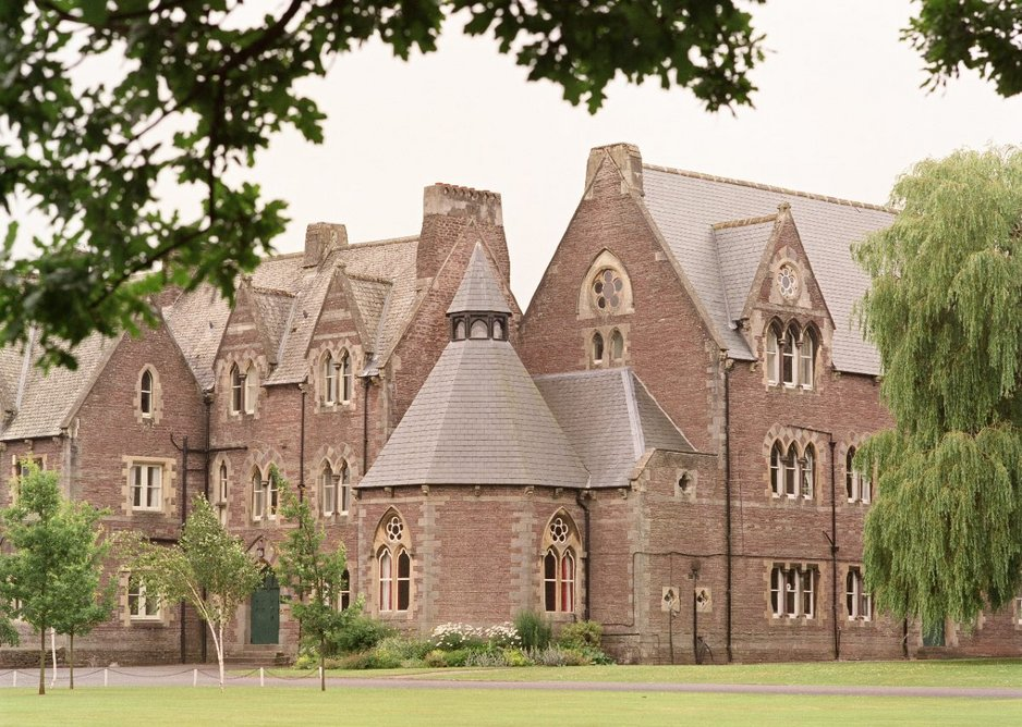 Riverstone Ultra at Christ College Brecon boarding school, Powys.