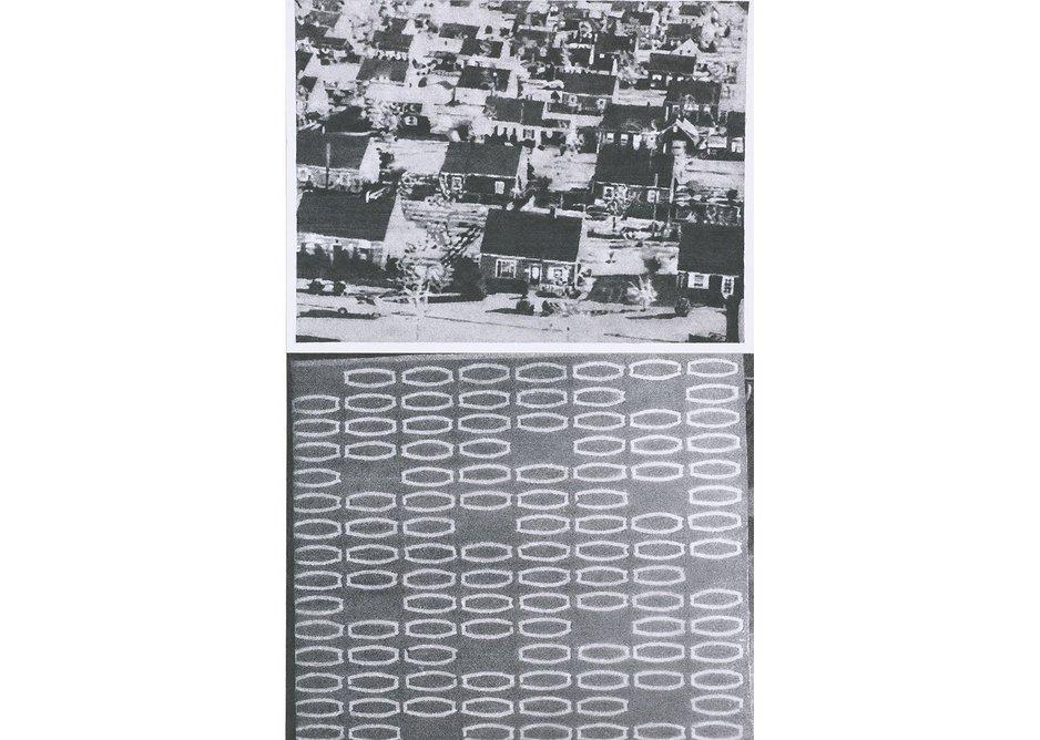 Levittown Variation - Ostalgie Pattern, Richard Forster