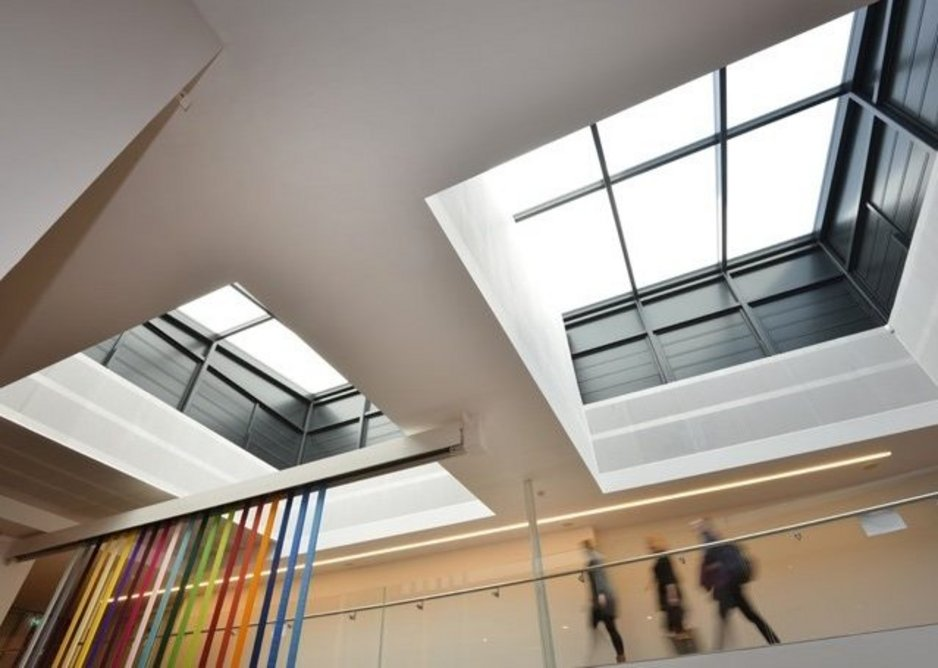From large span roofs to specialist structures, Xtralite works across multiple construction applications, including education, public buildings, retail and travel infrastructure and heritage buildings.