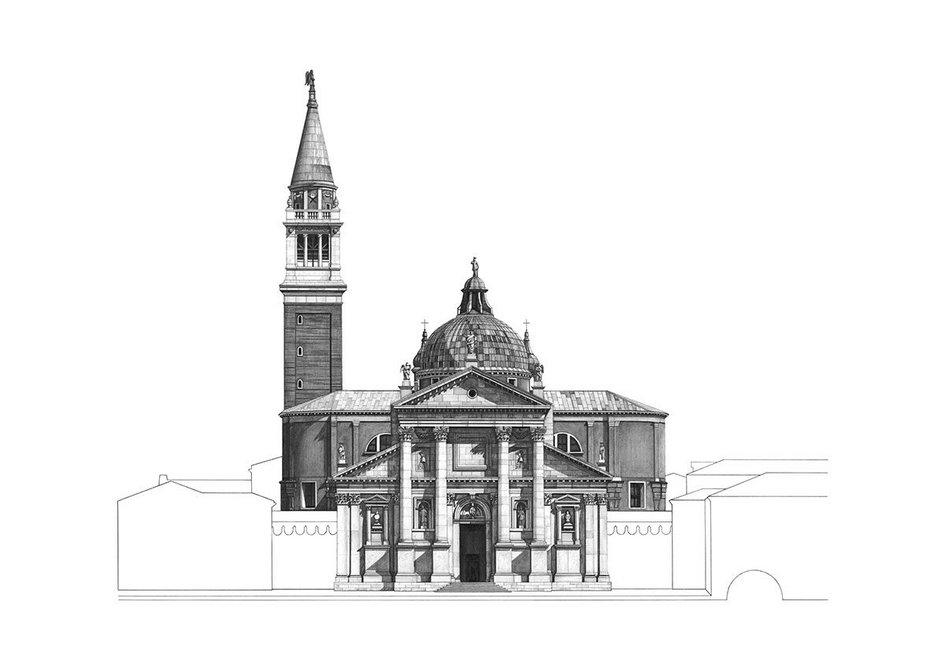 San Giorgio Maggiore Venice.