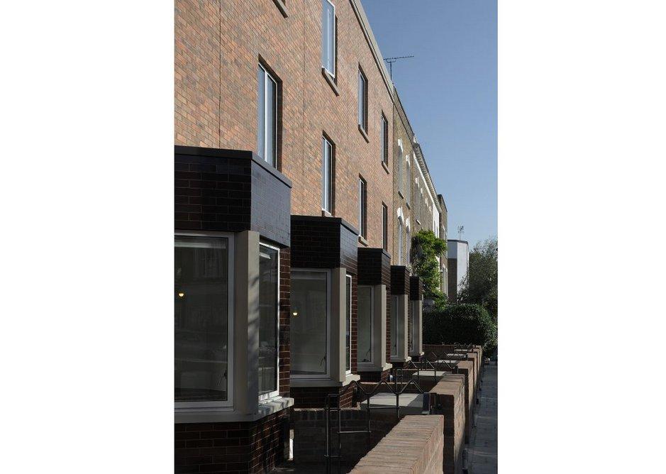 Aikin Terrace, Stoke Newington.