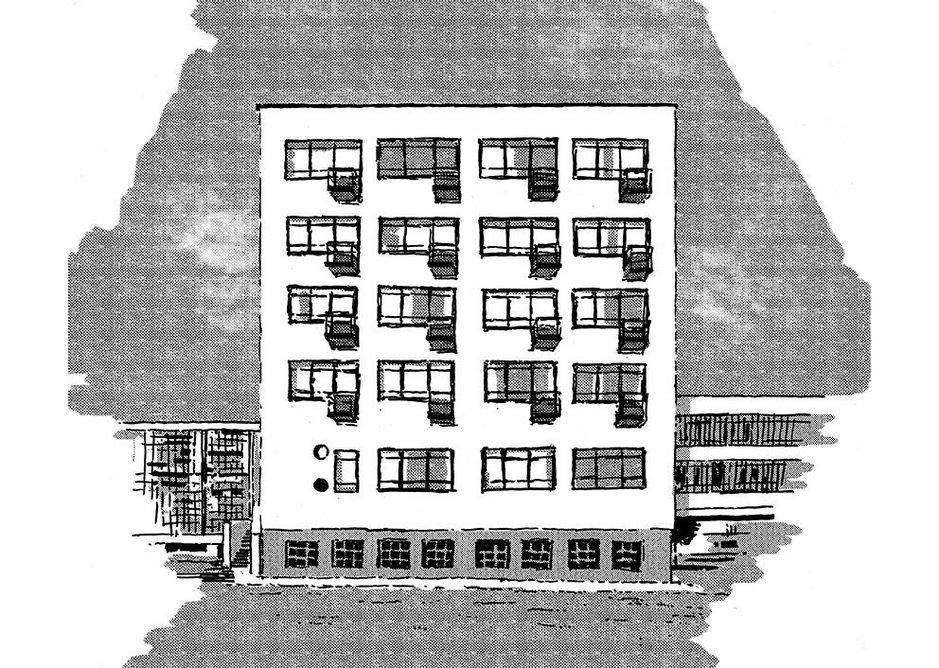 Bauhaus  by Piotr Sell.
