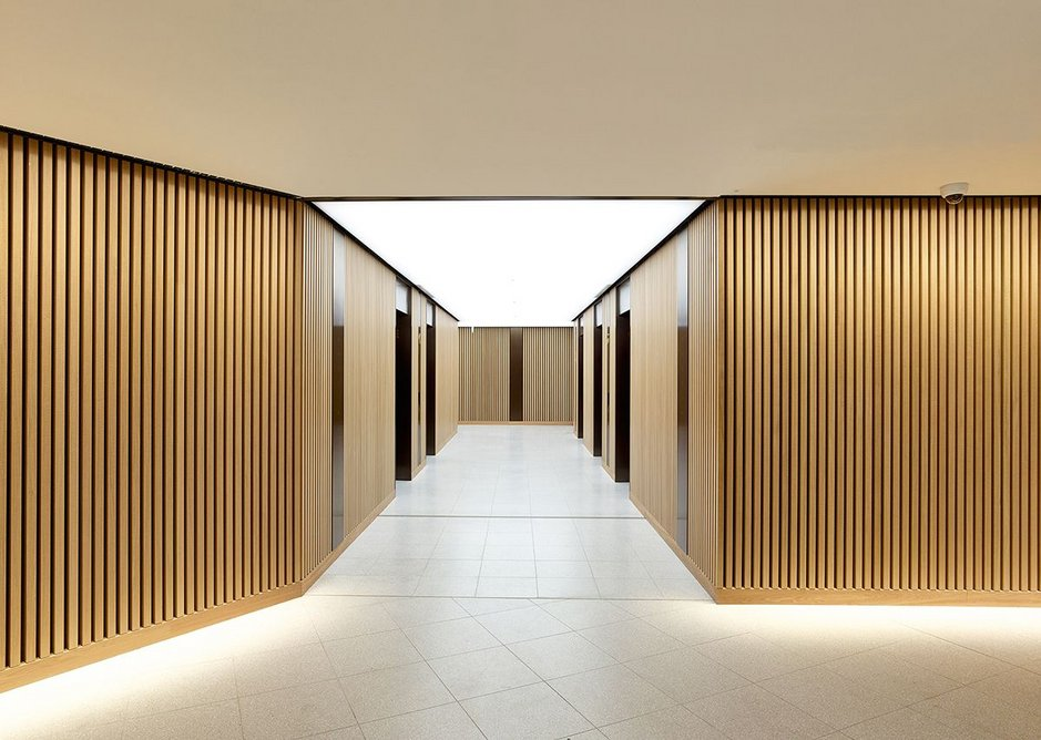1 King William Street offices City of London by AHMM.