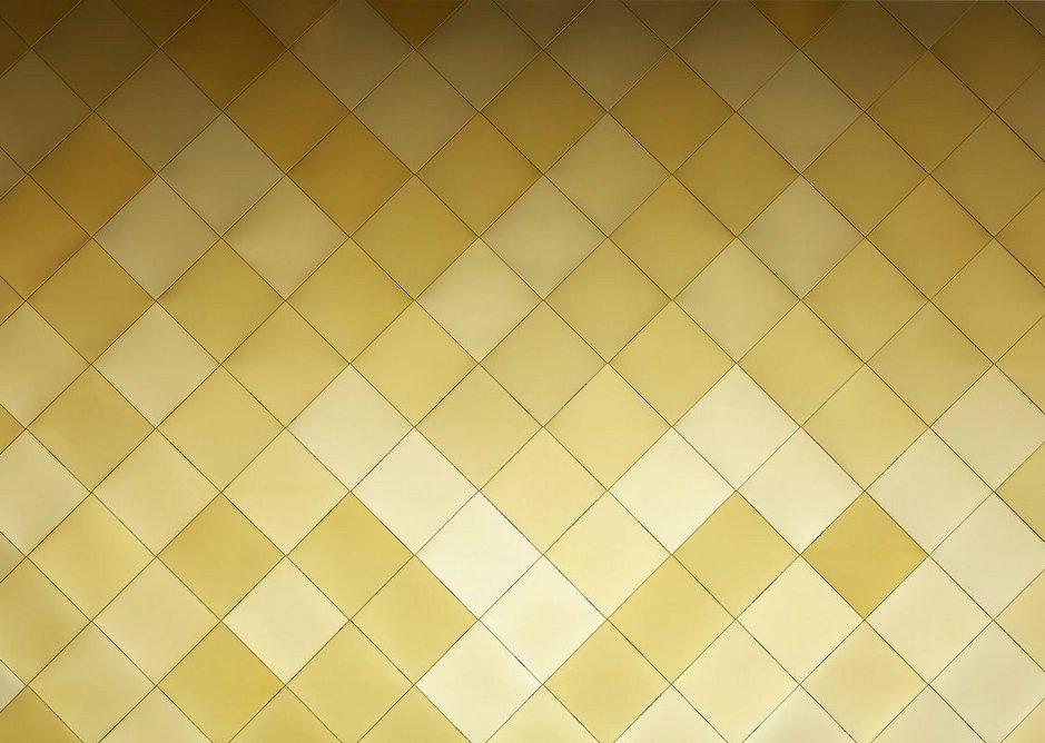 The wet lab gold shingle box.