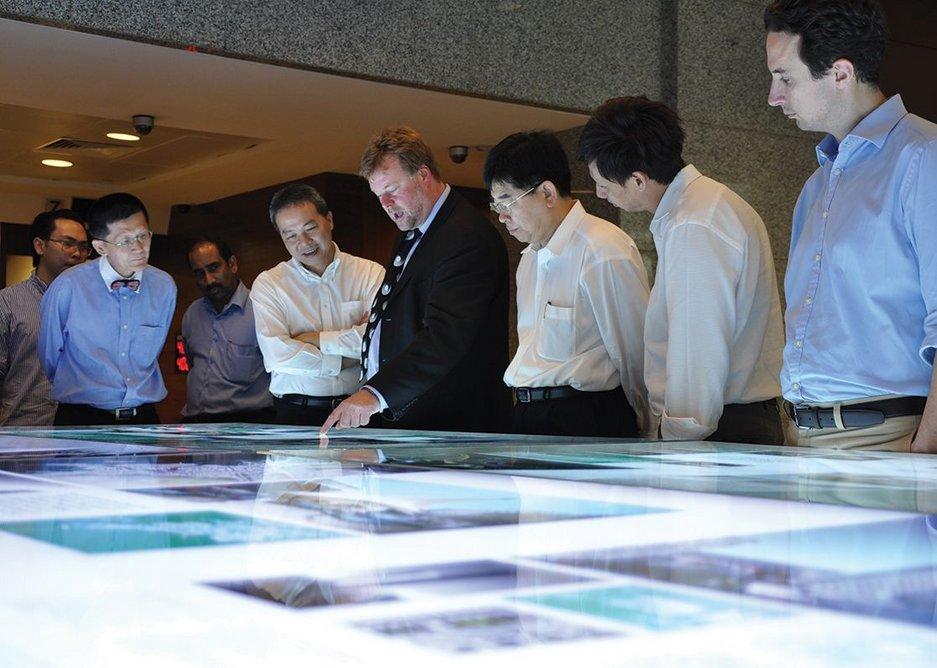2014: Equation exhibtion, Singapore.