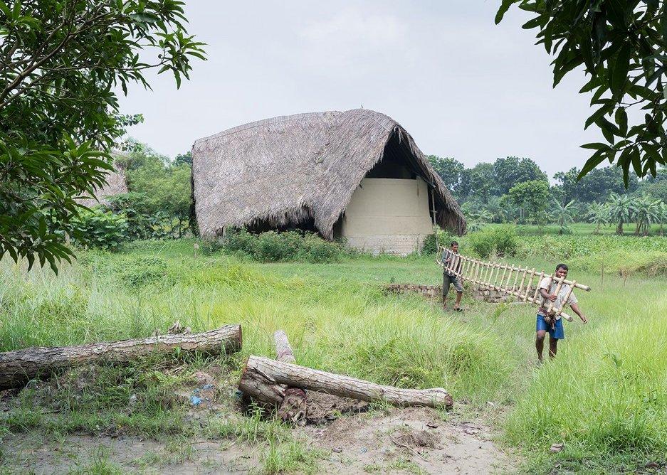 Panigram Resort, Chowbacha, Jessore. Architect: MTA/Marina Tabassum Architects.