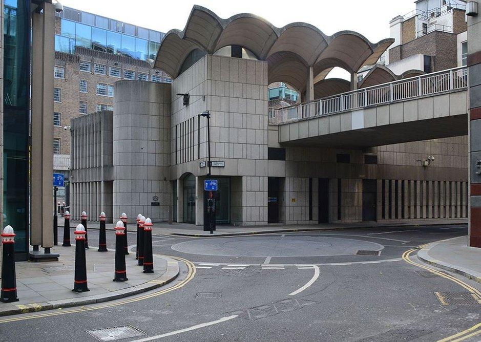 Guildhall Magistrates Court.