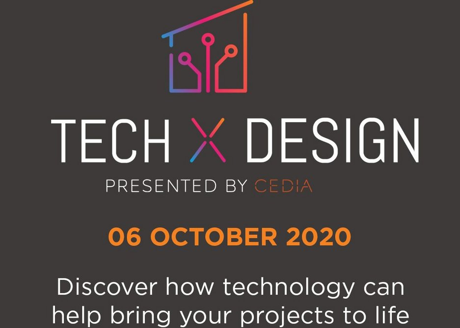 Tech X Design: Presentations include electronics and how to minimise their visual impact without compromising performance.