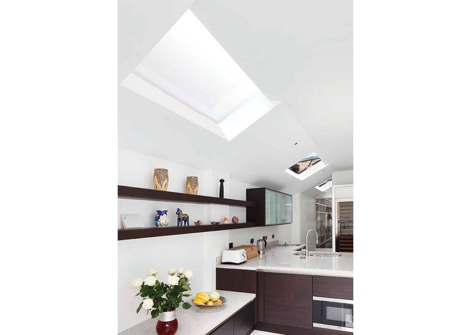 The Rooflight Company's Neo range offers fine detailing to complement and enhance projects across a variety of applications.