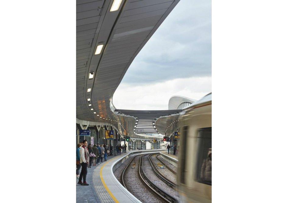 London Bridge Station, Southwark.