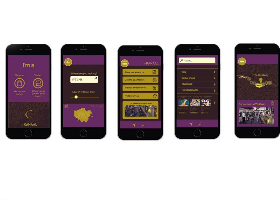 Farrell's The Nighttime is the Right Time app helps visitors and sellers to find each other.