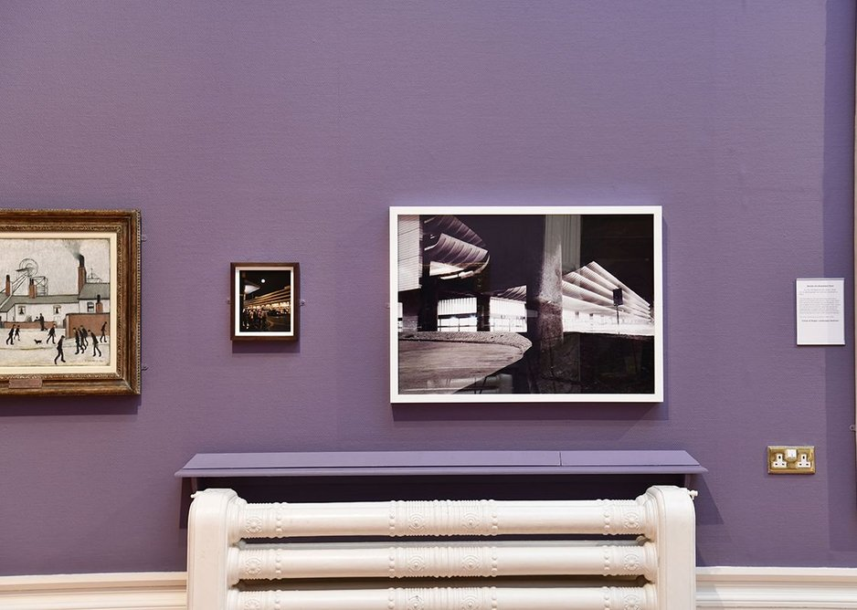 Artefacts are integrated within the permanent collections around the museum, including the Fine Art Collection.