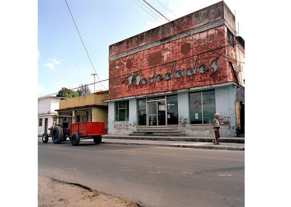 Cine Novedades, Mayabeque.