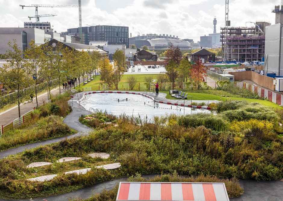 Of Soil and Water: King's Cross Pond Club by Ooze and Marjetica Potrč
