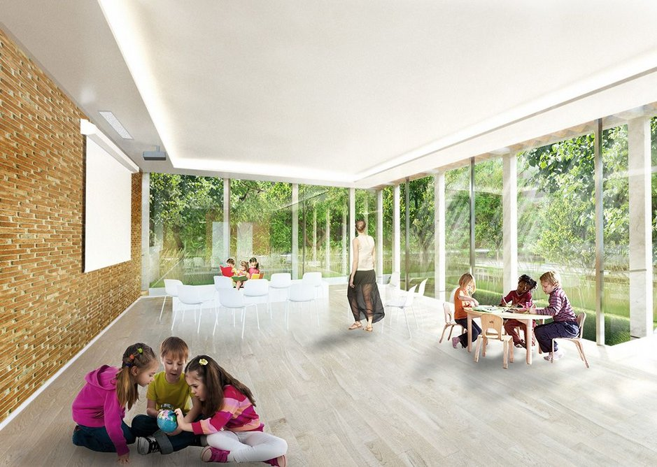 The centre will be a resource for local schools.