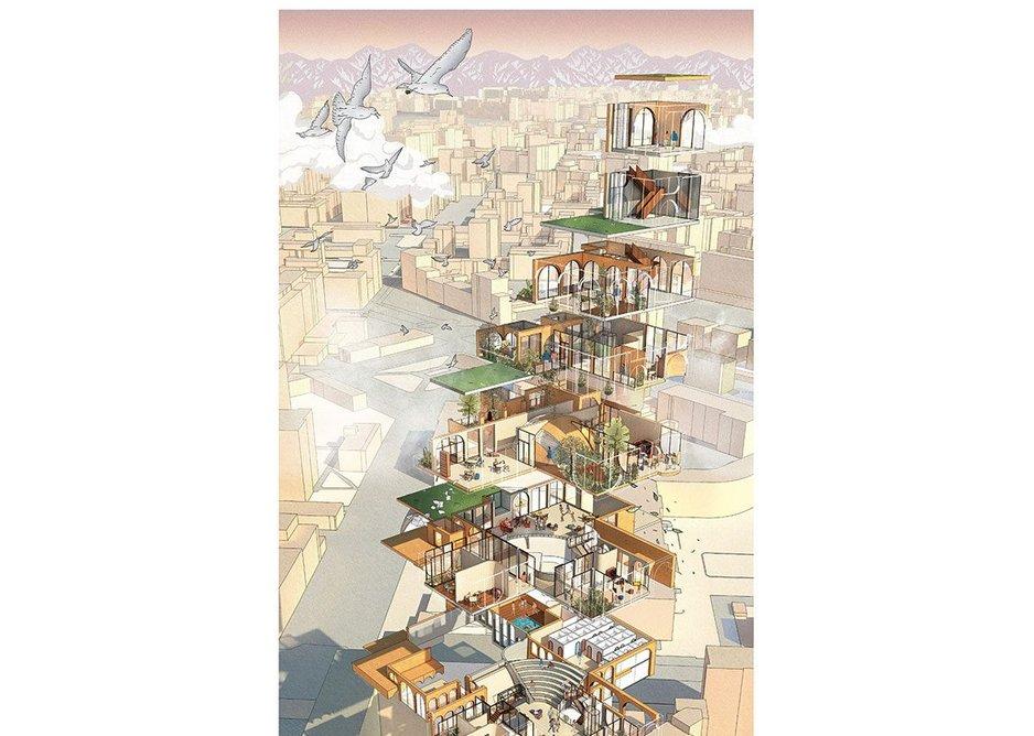 Emily Glynn, School of Architecture, The University of Sheffield