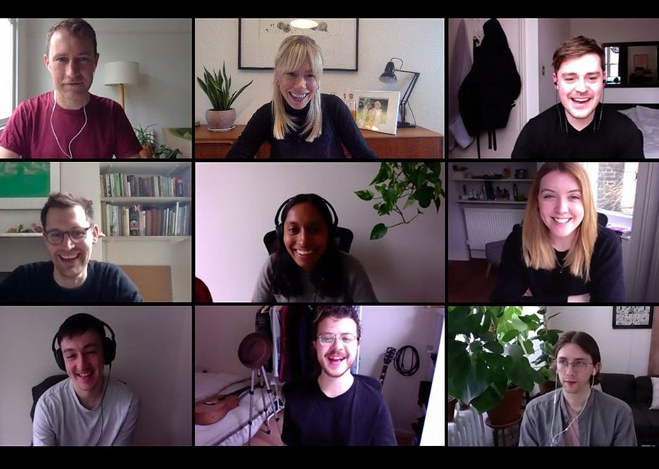 IF_DO's young and agile team have responded fast to remote working.