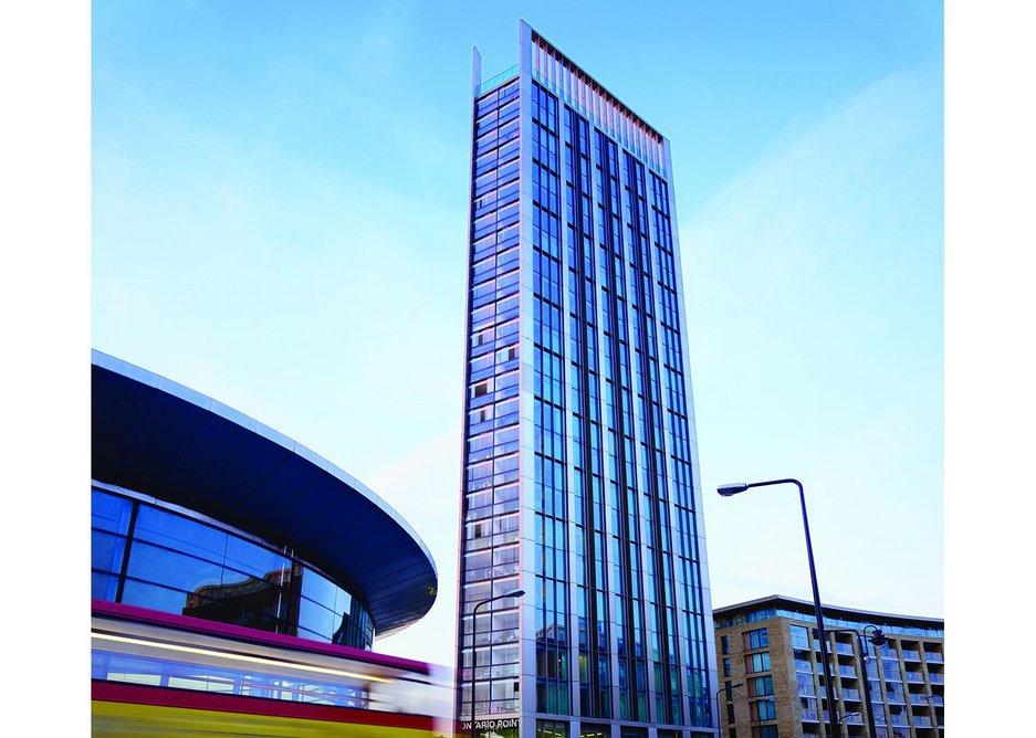 Residential award winner: Maple Quays, Rotherhithe, London