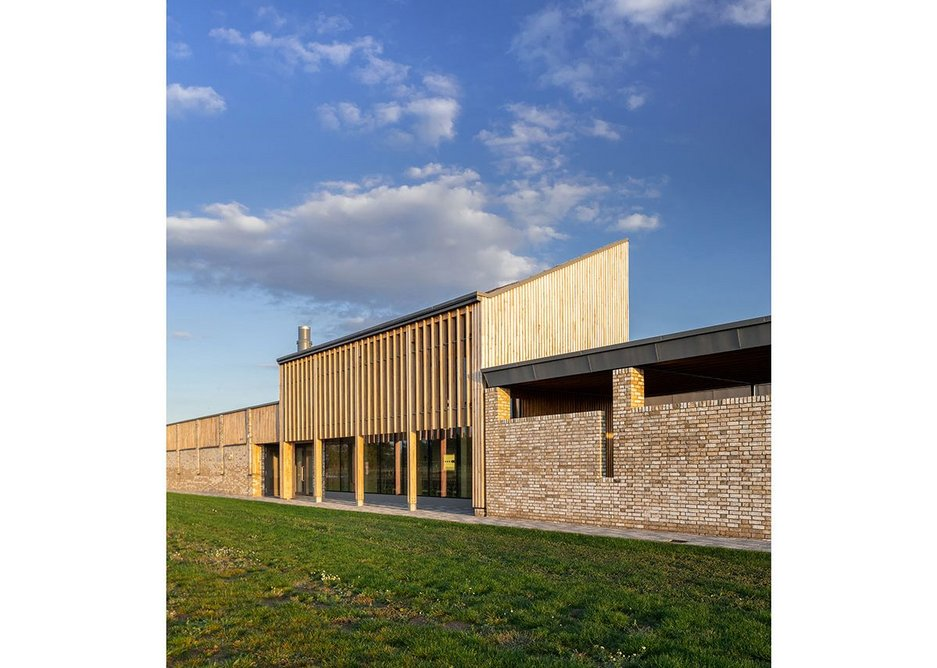 Bierton Crematorium, Bierton, Aylesbury.