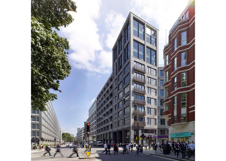 55 Victoria Street, London by Stiff + Trevillion with Pozzoni.