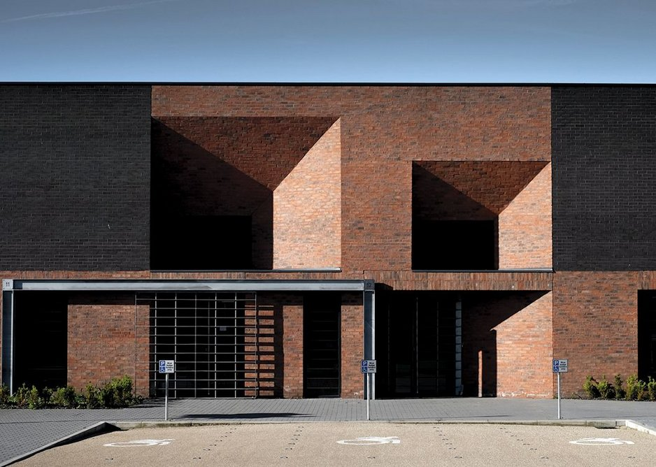 Sixtwo Architects' The Foundry warehouses in Salford have been so popular that regular office companies have moved in.