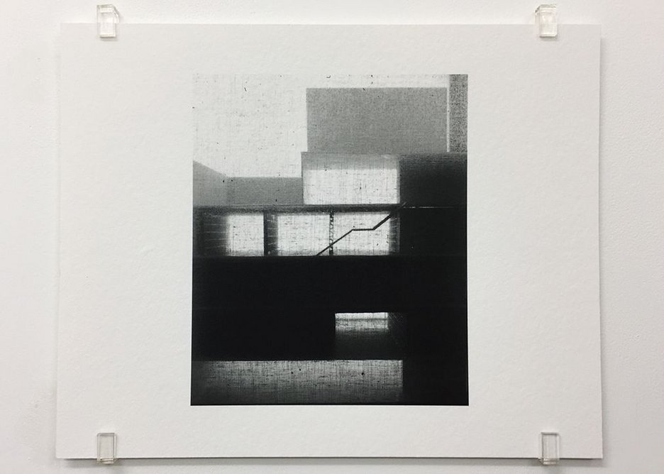 Caruso St John, New Art Gallery Walsall (1995), 2017, photograph, 16.8 x 21 cm, edition of 7,.