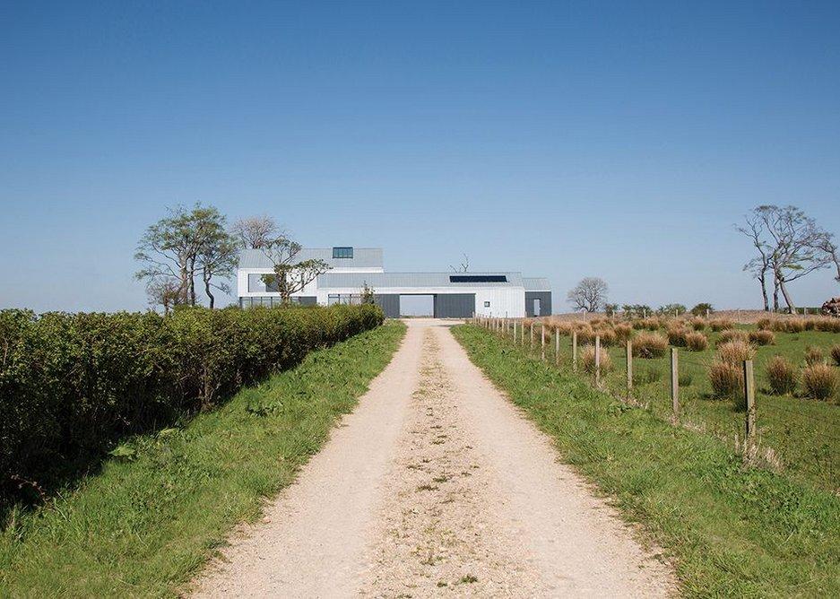 Newhouse of Auchengree, Ann Nisbet Studio.
