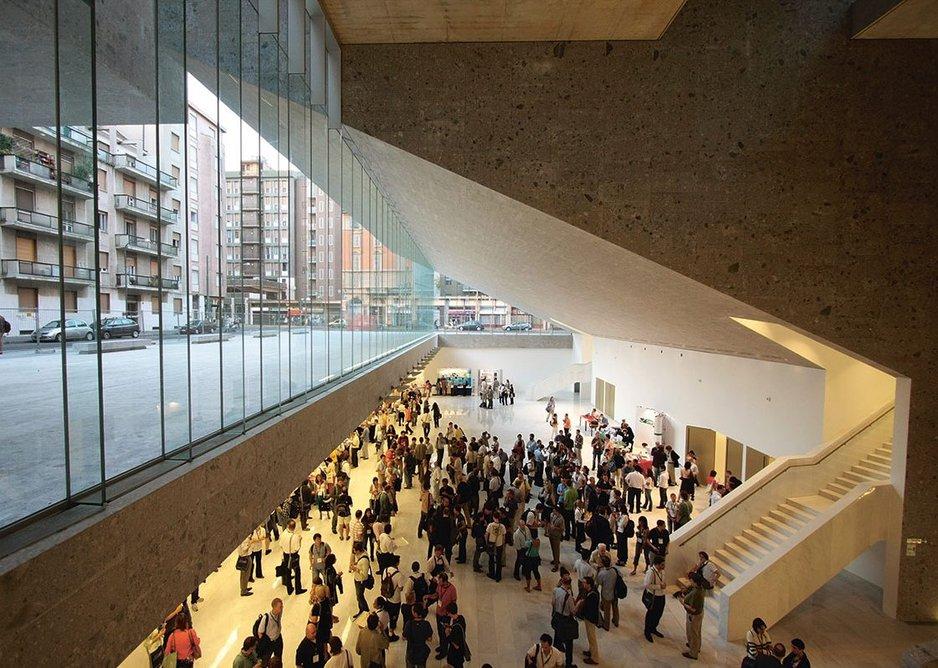 Bridge thinking – School of Economics, Universita Luigi Bocconi, Milan, Italy (2008).
