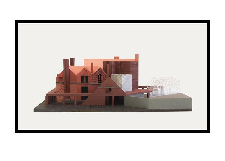 31/44 Architects (William Burges, James Jeffries and Stephen Davies), on William Butterfield Heath's Court No 9.