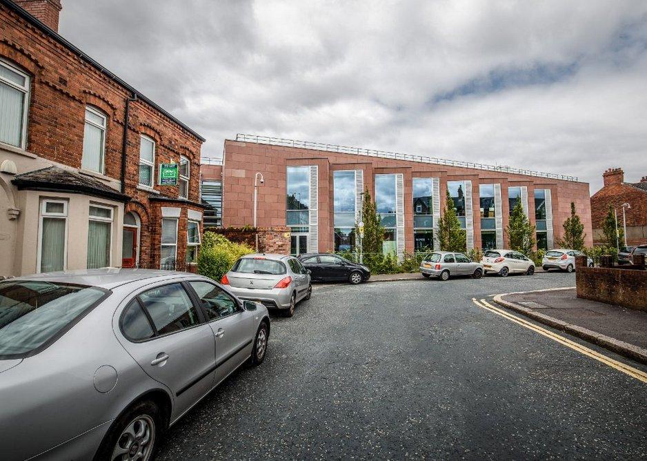 School of Biological Sciences, Queen's University Belfast.