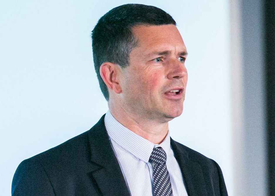 Costain's Andrew Wylie