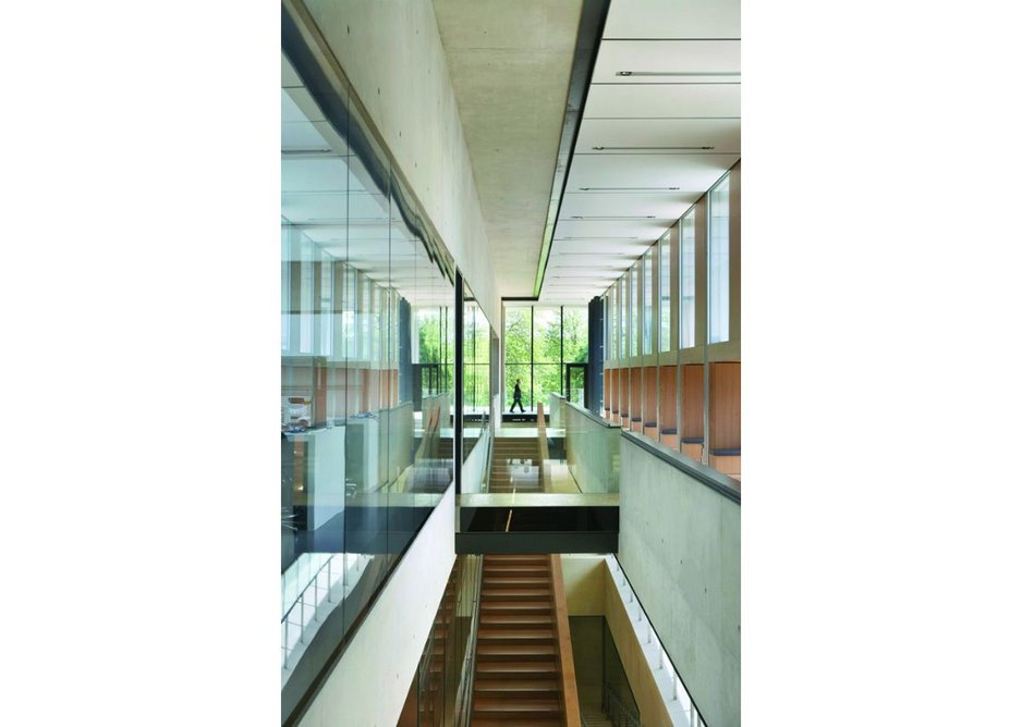 The Stirling Prize winning Sainsbury Laboratory unites botanical science and architectural beauty.