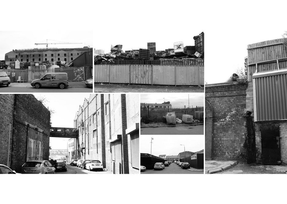Ten Streets – the context for regeneration.