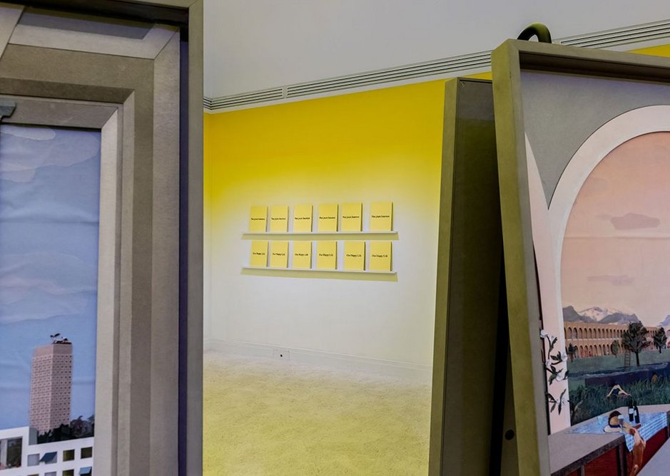 Our Happy Life, exhibition view ©CCA