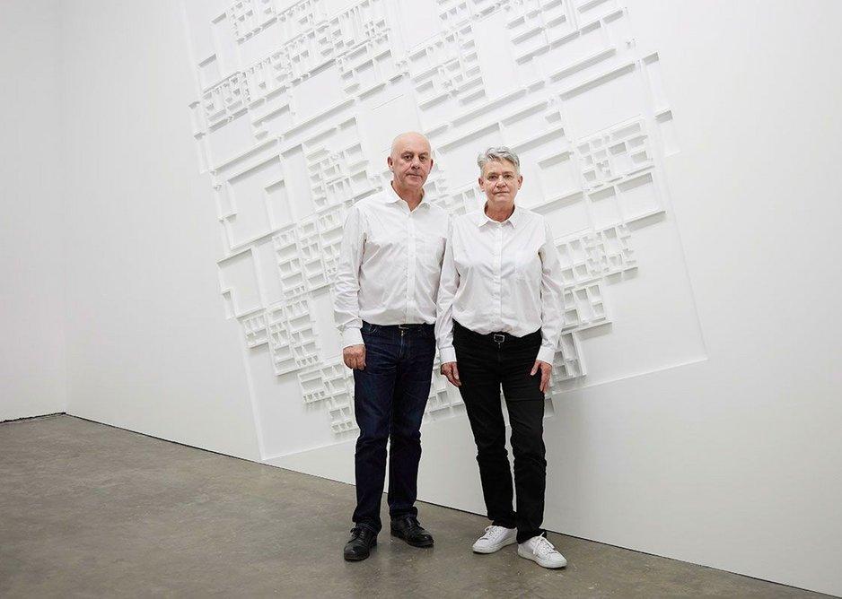 Langlands & Bell, Ikon Gallery, 2018. Photo Stuart Whipps