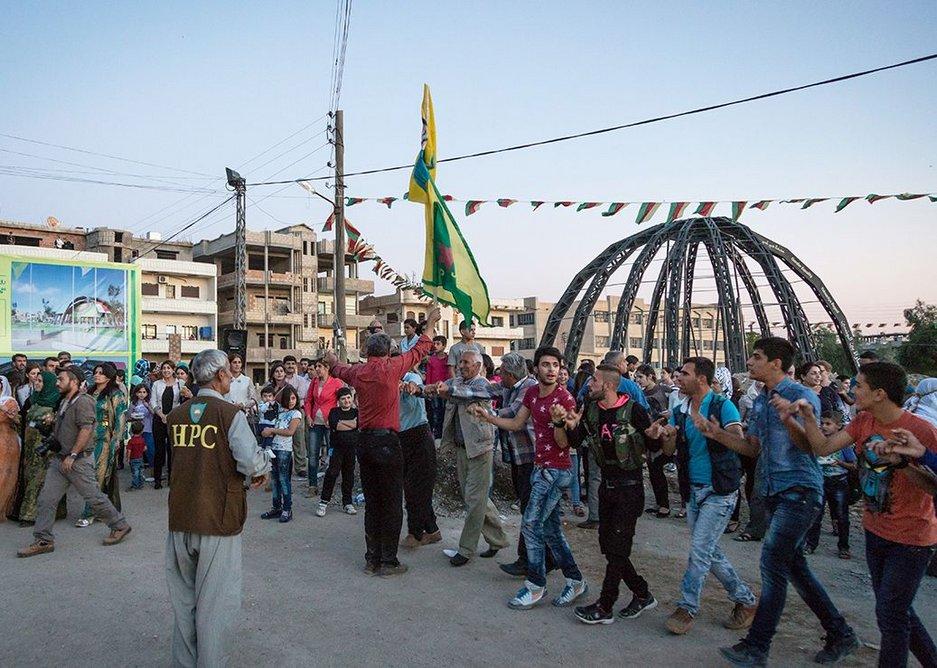 New World Summit - Rojava, 2015-18