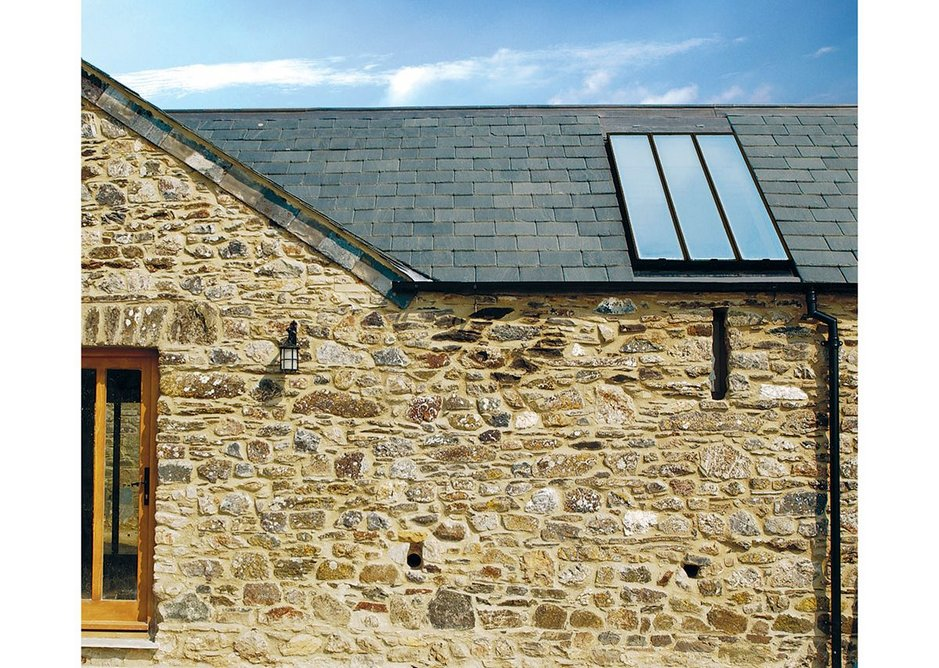 The Conservation Rooflight achieves a whole unit U-value of 1.5 W/m2K.