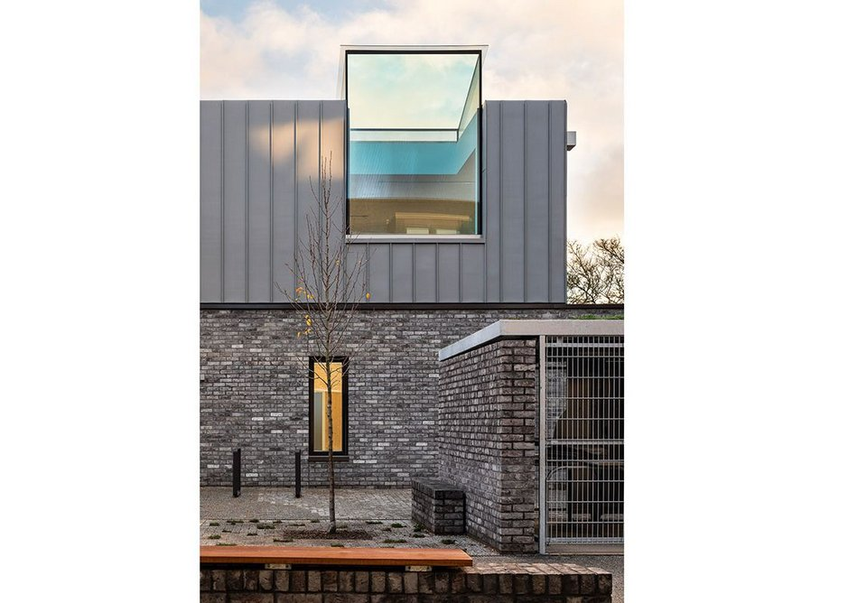 Marmalade Lane Cohousing, Cambridge.